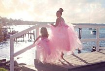flower girl gown   chic gown  
