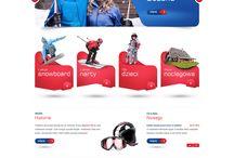 Web & Typo / web design, typography, branding, logos... etc..