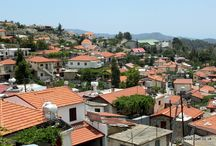 Pelendri Village / Pelendri Village, which lies in the Limassol District of Cyprus