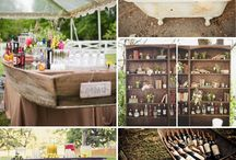 Wedding Reception Ideas / by Robyn Eiler