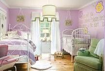KIdz Bedroom ideas / by Andrea Gibbens