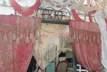 BOOTH DISPLAY IDEAS / A place where I gather inspiration for a craft booth or flea market booth / by Lucy @ Patina Paradise