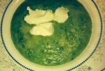 Poentina verde/ mamaliguta verde