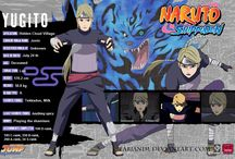 Naruto Pinnwand