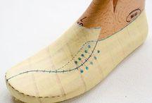 moldes de sapato