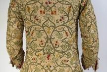 1600-1699 - Extent garments