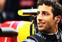 Daniel Ricciardo / Honey Badger