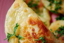 dumplings & periogies