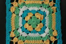 tejidos a crochet y a palillos.