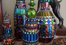 Iran - mosaik, henna, skulptur, vævning