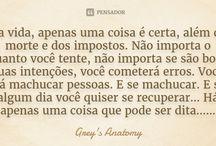 Grey's Anatomy ⚕️❤️