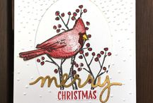Christmas Inspiration / Christmas Cards and Projects for Festive Inspiration created by Cheryll using Stampin' Up!® products.