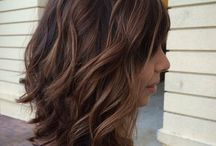 Chocolate brown hair with depth