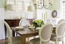 Dining Room / by Laura Marshall
