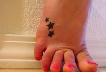 Tattoos.  / by Anna Boatright