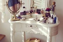 Make-up table Inspiration