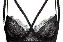 Lingerie and other lace