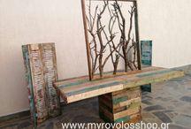 ξύλινες κατασκευές DIY