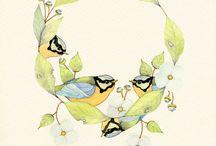 wotercolors prints