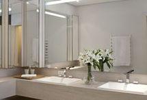 Interiores - Banheiros