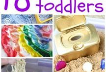 Activities for toddlers and babies