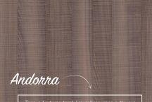 MDF Linha Naturale / Os veio e as nuances das mais nobres madeiras, reproduzidos com perfeição em MDF junto à textura Naturale.