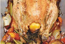 Chicken, Turkey