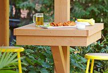 Decksdeck table