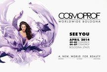 Cosmoprof Worldwide Bologna 2014 / Il nostro reportage fotografico della più importante manifestazione mondiale della bellezza