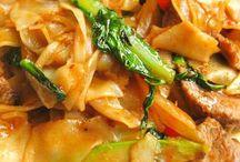 Thai/curry/Asian