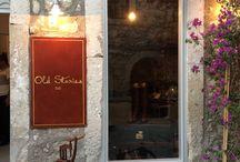 Stories in Tiny Shop / Our tiny shop in Alaçatı- Turkey