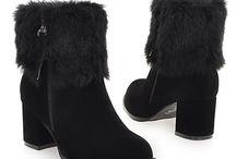 Sapatos fashion