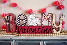 Valentine's Crafts 2016