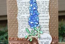 Texana Designs Flower Cards / by Texana Designs - Jimmye Sue Mitchell