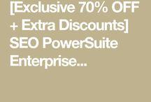 SEO PowerSuite Enterprise Christmas Sale