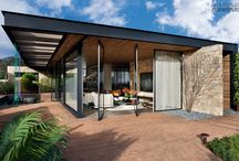 Construção - Loft industrial / Idéias sobre arquitetura e construção com princípios de sustentabilidade. Construção de baixo custo, aproveitamento de luz natural e economia de água.