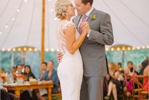 Real Weddings / Real weddings featuring our one of a kind Sperry Tents.