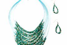 Exotic jewellery / 100% hand made jewellery