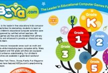 Websites and Apps - Interactive Learning / Interactive educational websites & apps - maths games &activities, reading & spelling activities, skill building, problem solving, meditation.