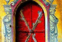 Of doors and gates