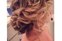 Fina hår