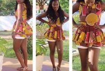 AFRIKAN FABRIC TOPs