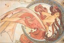 Art Nouveau / by Paleo_Bonegirl