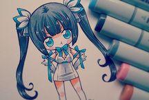 Dibujos geniales