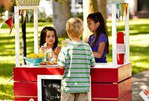 Lemonade Stand for Kids - Inspirational Ideas