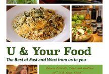 U & Your Food / Chef, Gloria Eshrati