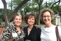 Networking and partying with Impact San Antonio / Part of the fun of being a member of Impact San Antonio is about the great women you meet and party with. / by Impact San Antonio