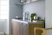 KEUKENS OP MAAT / Prachtige keukens op maat, van design keukens tot RVS keukens.