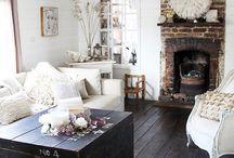 Livingroom / Dreamy livingroom ideas.
