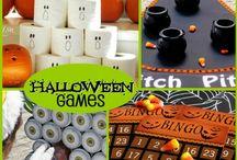 Halloween - Games
